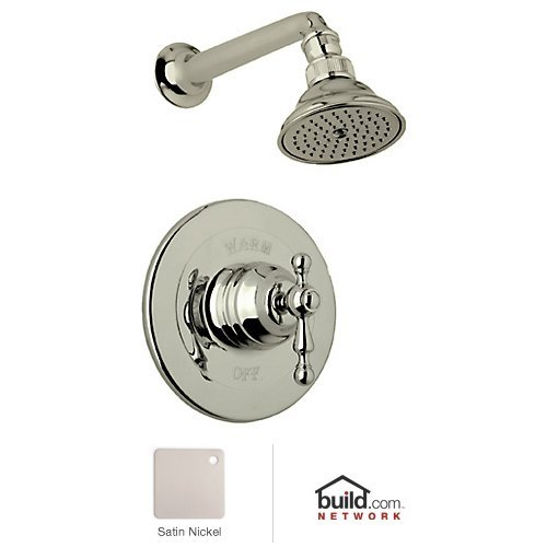 Cisal Pressure Balance Shower Package - 9