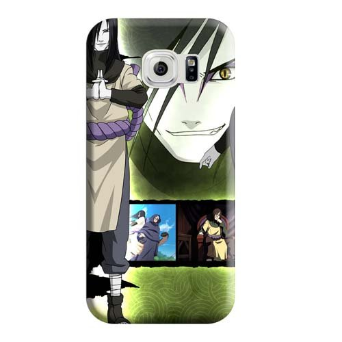 (Mobile Phone Skins Impact Style For Phone Protector Cases Naruto Shippuden Samsung Galaxy S6 Edge Plus+)