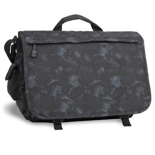 J World New York Thomas Messenger Bag, Medival, One (Fully Lined Messenger Bag)