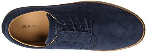 Gant Men's Bari Trainers Blue (Marine G69) I0IhUb8J