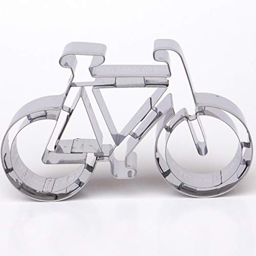 (Bicycle Cookie Cutter- Stainless)