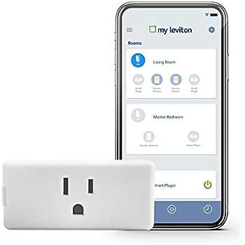 Amazon Com Wemo Mini Smart Plug Wifi Enabled Works With