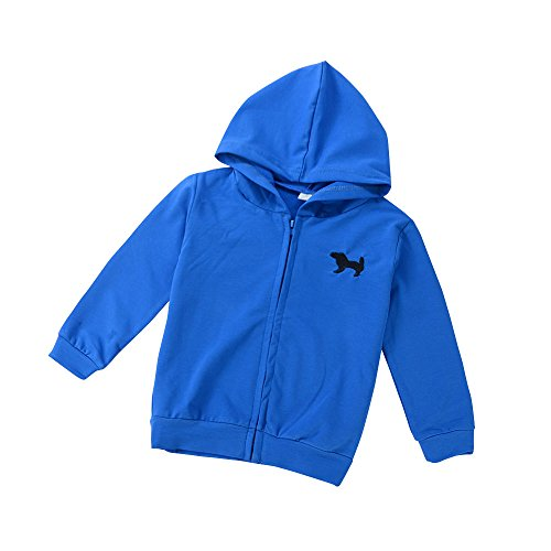Price comparison product image OUBAO Child Coat Cute Design Children's Solid Color Sweater Jacket