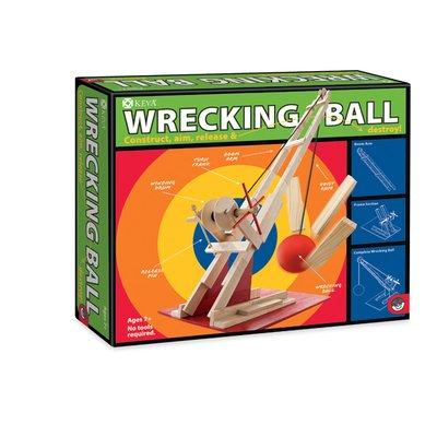 KEVA Wrecking Ball: Toys & Games