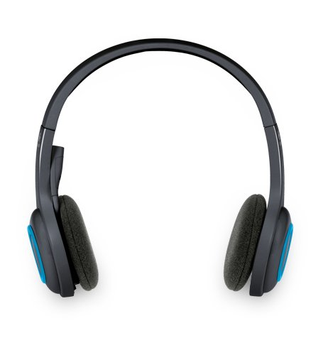 New - H600 Wireless Headset by Logitech Inc - 981-000341