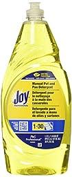 PROCTER & GAMBLE COMMERCIAL  Joy Dish Soap, Lemon Scent, 38 Oz