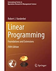 Linear Programming: Foundations and Extensions (Volume 285)