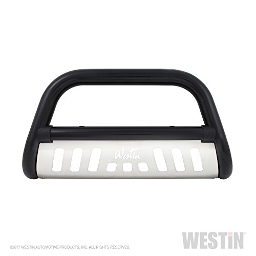 Westin 33-0905 Ultimate Black Powdercoated Stainless Steel Grille Guard