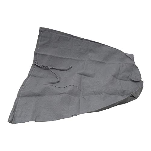 Redmon Rectangular Willow Hamper Cloth Gray - Rectangular Hamper Redmon