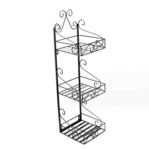 Iron French Wall Shelf - 4