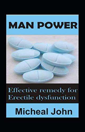 man power: Effective remedy for erectile dysfunction (Man Sex Pill)