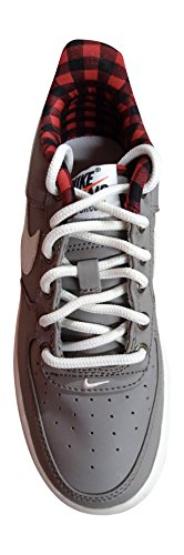 Nike 820438-200- Chaussures de sport Garçon, Gris (Light Taupe / Sail Tour Yellow), 38.5 EU