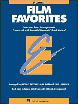 'ZIP' Film Favorites: Clarinet (Essential Elements Band Method). Balkan other tonos RECOGIDA durante between federal Aprender