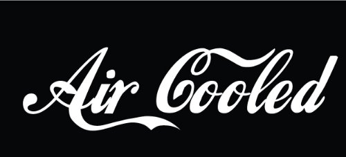 air cooled decal - 6