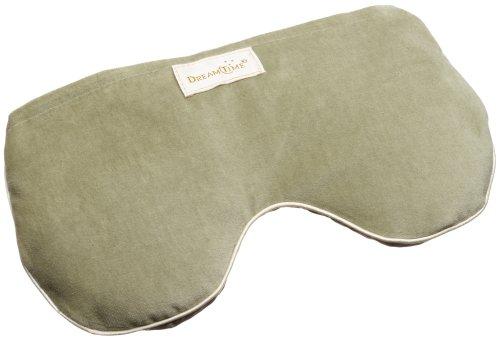 DreamTime Breathe Easy Face Pillow, Sage Velvet