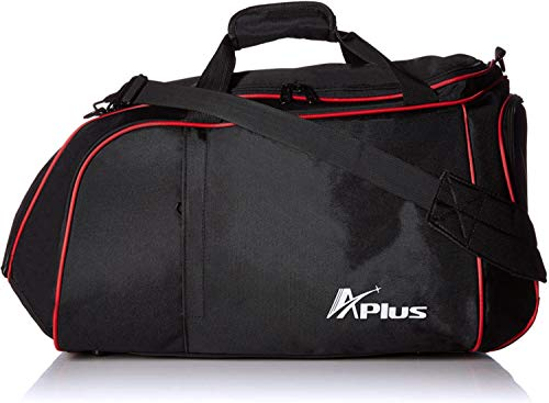 Tack 2018 Spray - Aplus Store Large Gym Duffle Bag with Shoe Compartment Workout Bag for Men, 32L, Lightweight