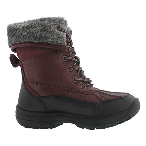 SoftMoc Burgundy 2 Boot Women's Waterproof Cuff Shakira Foldover UUPqwF8