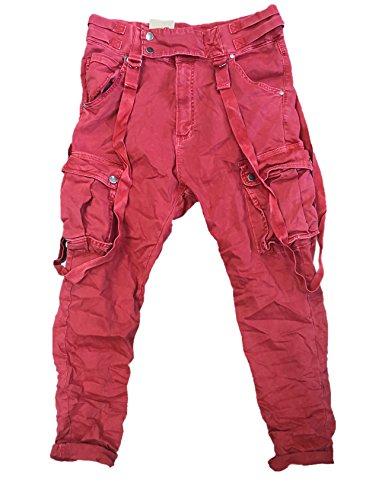 Femme Rouge Itaimaska Pantalon Pantalon Itaimaska 8zfwBZq