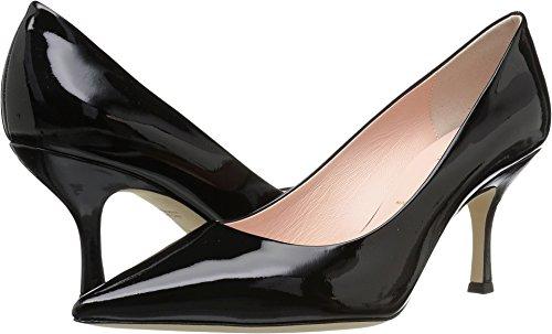 Kate Spade New York Women's Sonia Pump, Black Patent, 9 M US