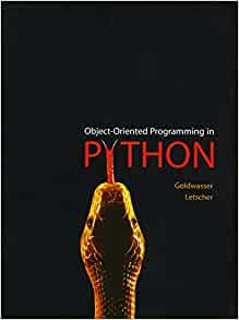 objectoriented programming in python michael h