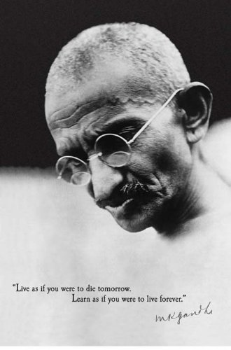 Image result for gandhi poster