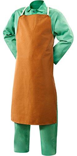Steiner 10126  Bib Apron Weldmite 12-Ounce Bucktan Cotton, 24-Inch x 40-Inch