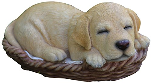 Cheap Hi-Line Gift Ltd Pet Pals-Wicker Basket Golden Lab