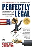 img - for Perfectly Legal Publisher: Portfolio Trade book / textbook / text book