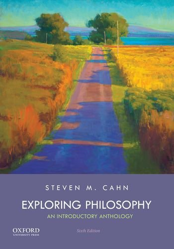 Exploring Philosophy: An Introductory Anthology by Oxford University Press