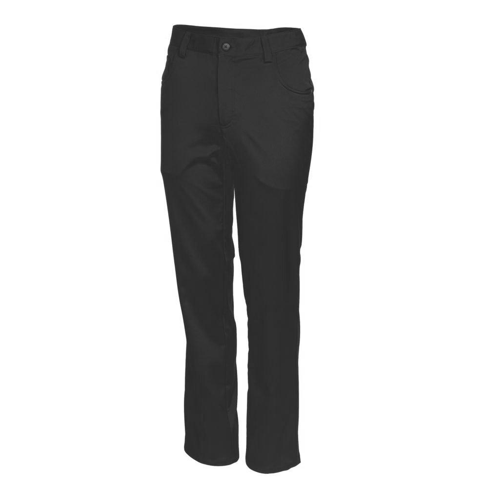 Puma 5 Pocket Pants Jr Small Black by PUMA