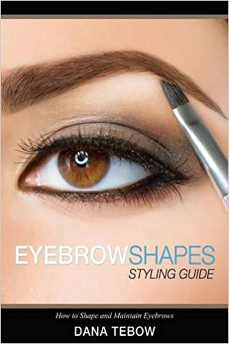 eyebrow shapes styling guide how to shape and maintain eyebrows