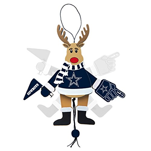 Wooden Cheer Ornament