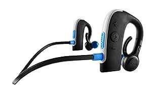 BlueAnt PUMP - Auriculares in-ear (control remoto integrado, microUSB, Bluetooth), negro