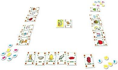 Amigo - Juego para niños, Quiddler Junior (Idioma español no garantizado): Falco, Marsha J.: Amazon.es: Juguetes y juegos
