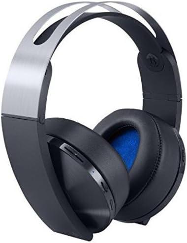 Auriculares Inalambricos De Sony Para Ps4, platinum (xmp)