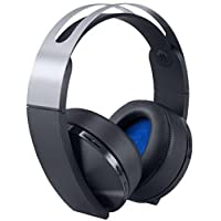 Ps4 - Headset Sony Platinum 7.1 Wireless