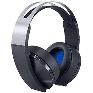 Best Epic Trends 41iHfv828vL._SS300_ PlayStation Platinum Wireless Headset - PlayStation 4