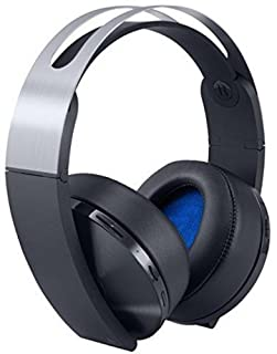 PlayStation Platinum Wireless Headset - PlayStation 4 (B01LW6SOV9) | Amazon Products