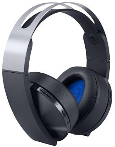 PlayStation Platinum Wireless Headset - PlayStation 4 (Best Sony Ps4 Headset)