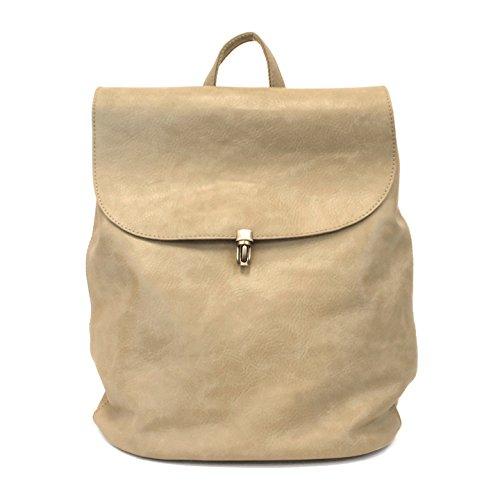 Joy Susan Vegan Leather Colette Backpack (Celery)