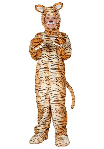 Boys Tiger Costumes (Tiger Costume Small)