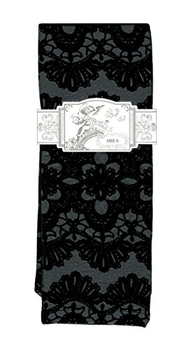 Sox Trot SENORITA / SMOKE - Printed Nylon - Socks Trot Sox
