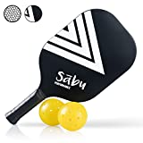 PickleBall Composite Paddle by Sabu: Performance Series - Best for intermediate or Beginners