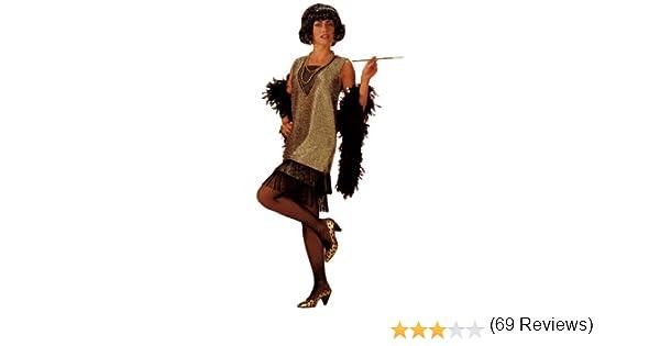 César - Disfraz de Charleston para mujer (adulto), talla 38/40 cm ...