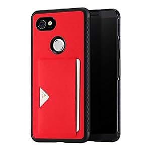 Dux Ducis Pocard case for Google Pixel 2 XL - Red