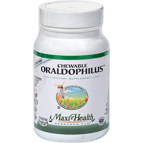 Health Chewable Oraldophilus Probiotic Formula product image