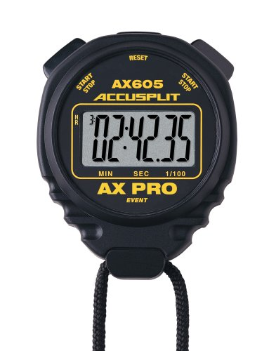 ACCUSPLIT AX605 PRO EVENT Stopwatch by ACCUSPLIT