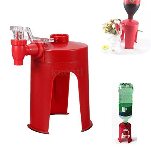 [New Soda Dispense Gadget Party Drinking Fizz Saver Dispenser Machine Tool] (Fire And Ice Party Costumes)