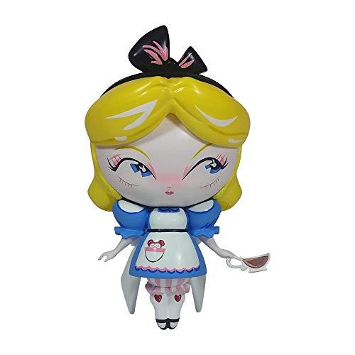Enesco World of Miss Mindy Disney Designer Collection Alice in Wonderland Vinyl Figurine, 7