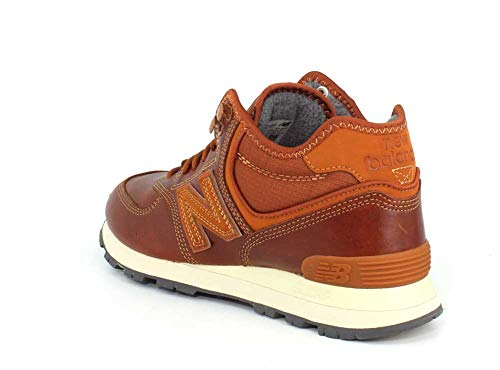 it it New mÄ™skie MH574OAD Balance Brown Brown Brown Sneakers ARBEOvBwq